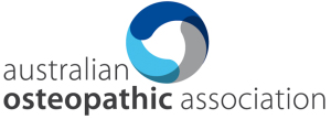 australian osteopathic association logo raymond terrace